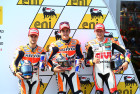 Sachsenring Qualifying Report: Seventh Heaven for Marquez in Germany