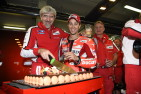 The First Domino: Dovizioso and Crutchlow Renew With Ducati for Two More Years