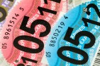 Vehicle Tax Disc to be removed