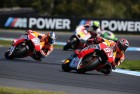 Phillip Island Qualifying Report: Marquez on pole as Crutchlow excels
