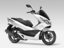 Honda PCX reigns supreme as winter sets in