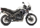 Four Triumph Tiger 800s rolled out in Italy
