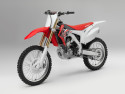 Honda updates crosser for 2016