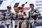 Indianapolis MotoGP Report: Marquez Wins Again in America