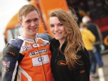 Snetterton -  Pit Lane, Podium & People - 014
